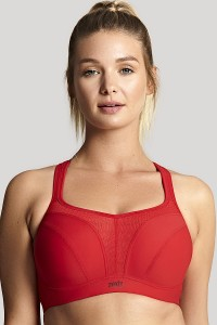 Sports Bra - Panache Sport - biustonosz 5021 - fiery red