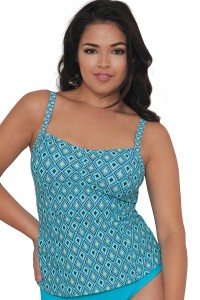 Revive - Curvy Kate - tankini CS3406 - turkus