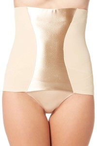Easy-Up Waistnipper - Maidenform - pas modelujący 2368 - beż