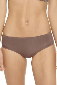 Sleek Bikini Brief - B.Tempt'd - figi WB978218 - cappucino