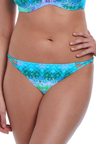 Seascape - Freya Swim - figi tanga AS5873 - niebieski